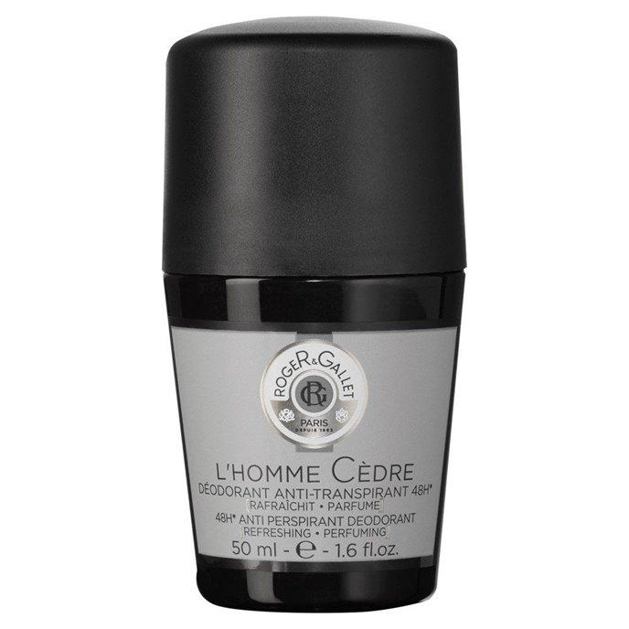 Roger & Gallet L'Homme Cedarwood Roll on Deodorant Thumbnail