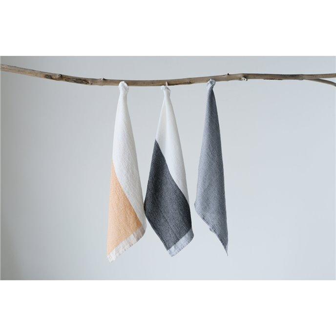 Cotton Tea Towels (Set of 3 Designs/Colors) Thumbnail