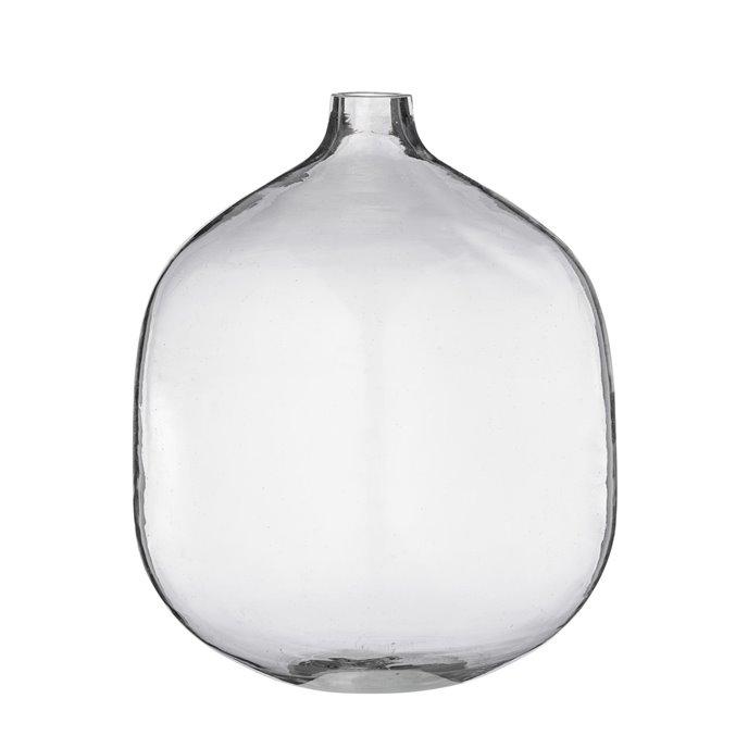 Stout Clear Glass Vase Thumbnail
