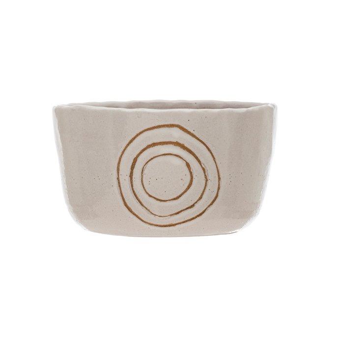 White Terracotta Planter Thumbnail