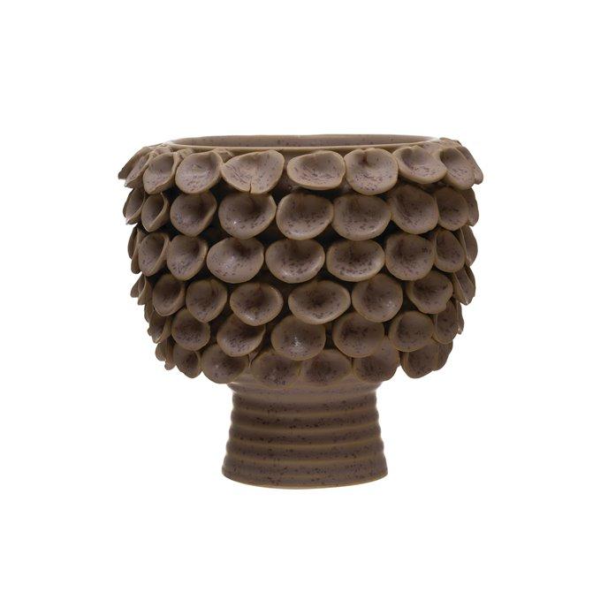 Lavendar Stoneware Planter Thumbnail
