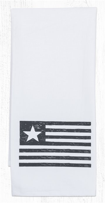 "Flag Cotton Tea Towels 20""x28"" Thumbnail"