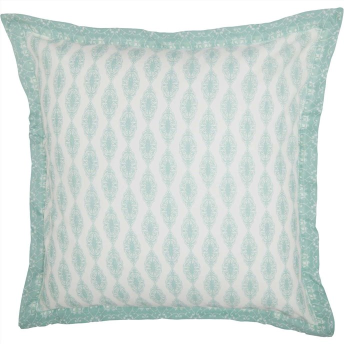 Avani Sea Glass Fabric Euro Sham 26x26 Thumbnail