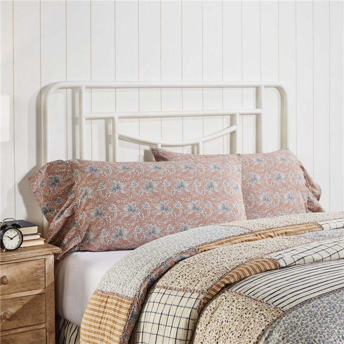 Kaila Ruffled King Pillow Case Set of 2 21x36+8 Thumbnail