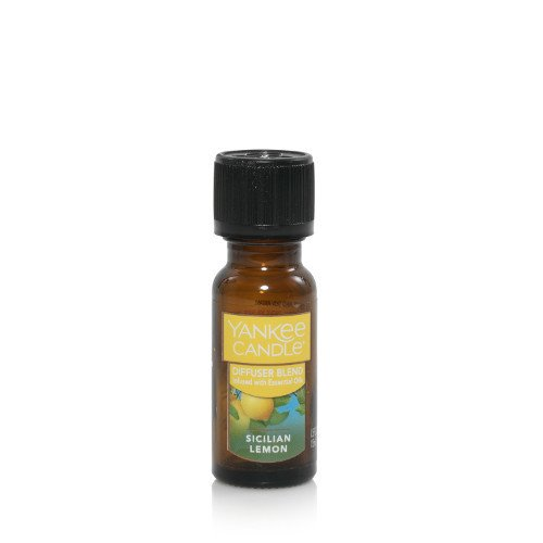 Yankee Candle Sicilian Lemon Aroma Oil Home Fragrance Thumbnail
