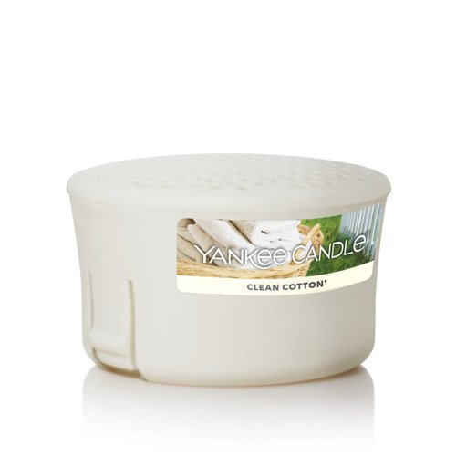 Yankee Candle  Scentlight Refill Clean Cotton Thumbnail