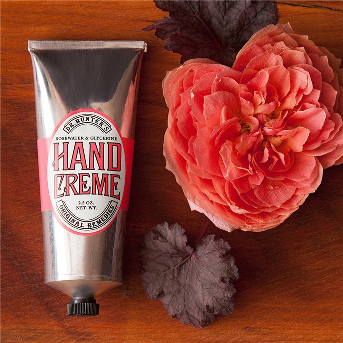 Caswell-Massey Dr. Hunter Rosewater & Glycerine Hand Creme (2.5 oz.) Thumbnail