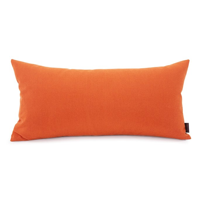 Howard Elliott Kidney Pillow Outdoor Sunbrella Seascape Canyon Thumbnail
