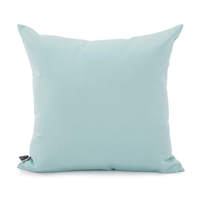 "Howard Elliott 20"" x 20"" Pillow Outdoor Sunbrella Seascape Breeze Thumbnail"