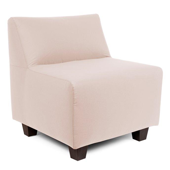 Howard Elliott Pod Chair Outdoor Sunbrella Seascape Sand Complete Chair Thumbnail