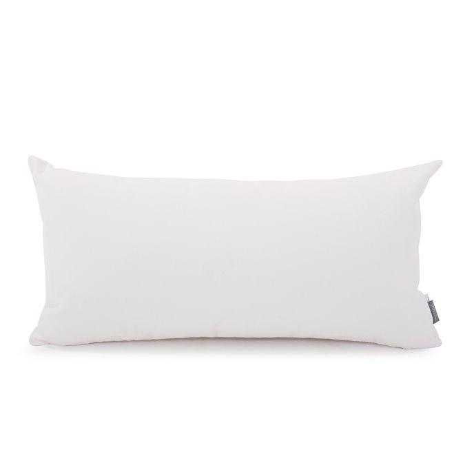Howard Elliott Kidney Pillow Outdoor Sunbrella Seascape Natural Thumbnail