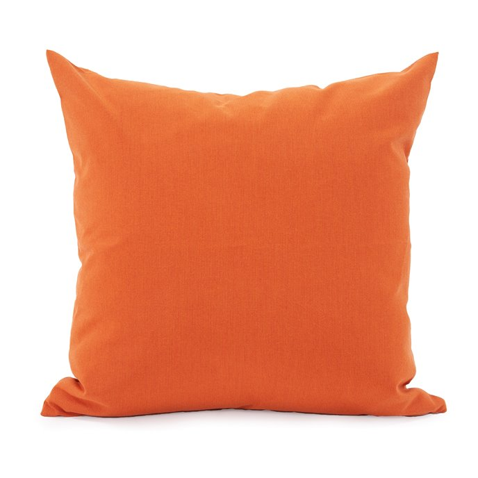 "Howard Elliott 20"" x 20"" Pillow Outdoor Sunbrella Seascape Canyon Thumbnail"