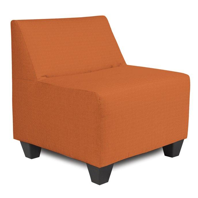 Howard Elliott Pod Chair Outdoor Sunbrella Seascape Canyon Complete Chair Thumbnail