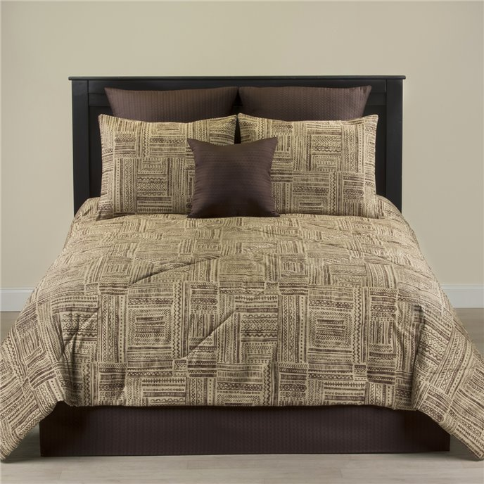 Kenya  Daybed 4 piece comforter set Thumbnail