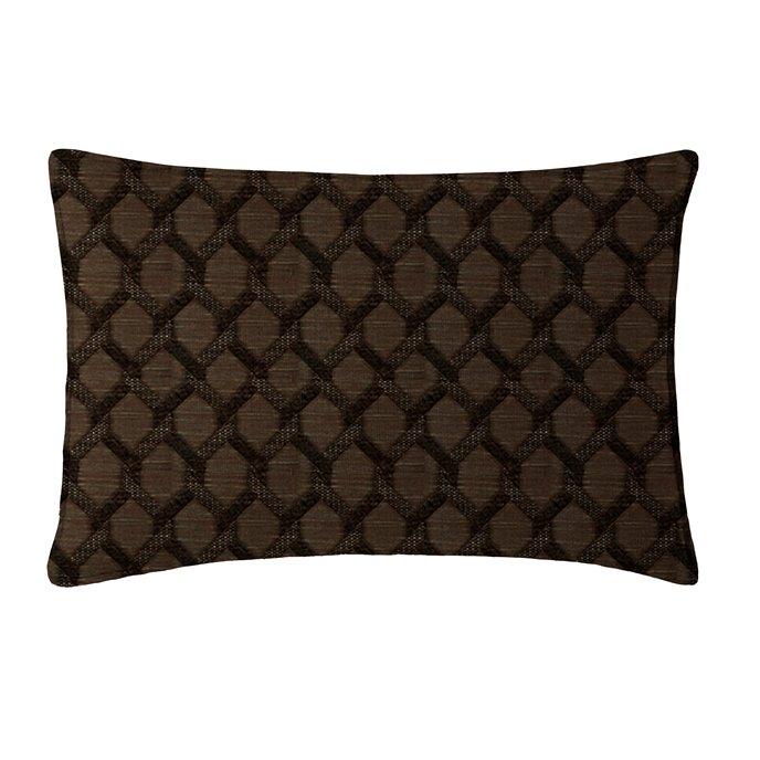 Malden Chocolate Pillow Sham Standard/Queen Thumbnail