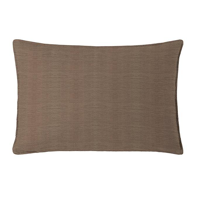 """McGregor Chocolate Rectangle Pillow 14""""x22"""" Thumbnail"""