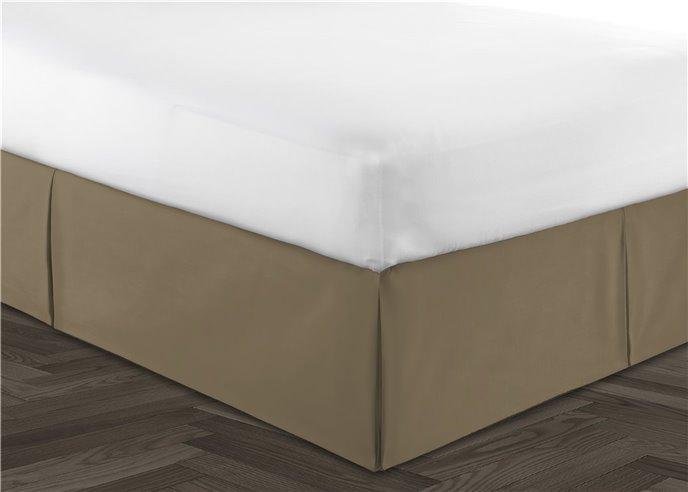 "Elmwood Coordinate Bedskirt 15"" Drop -Twin/Twin-XL Thumbnail"