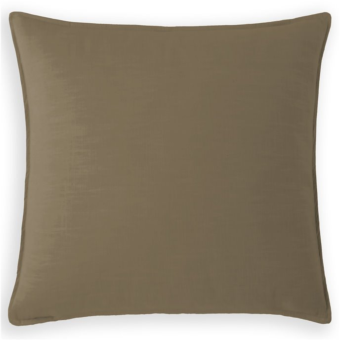 Elmwood Decorative Cushion - 20 Inch Square - Coordinating Velvet Thumbnail