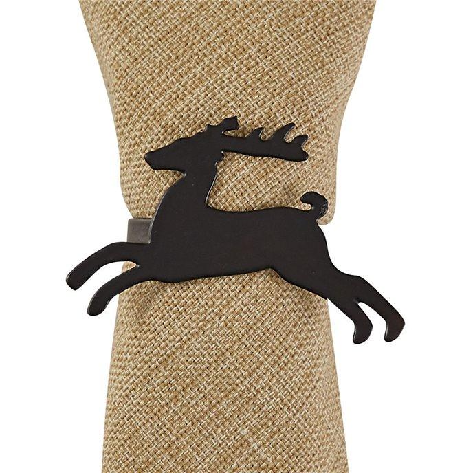 Reindeer Napkin Ring Thumbnail