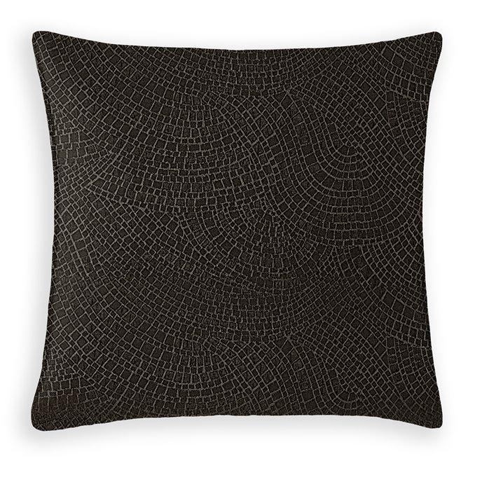 Hickory Lane Decorative Cushion - 20 Inch Square - Coordinating Velvet Thumbnail