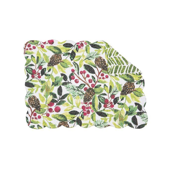 Tyson Pines Rectangular Quilted Placemat Thumbnail