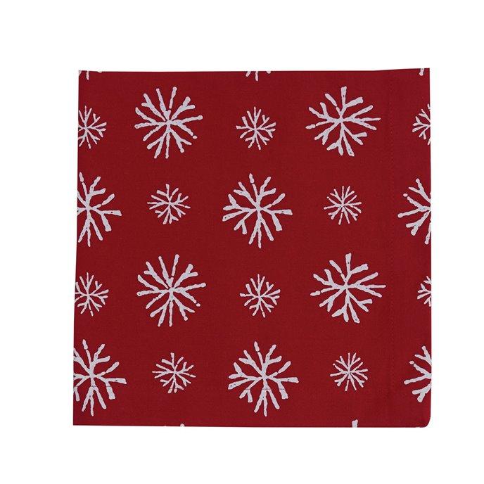 Snowflake Napkin Thumbnail