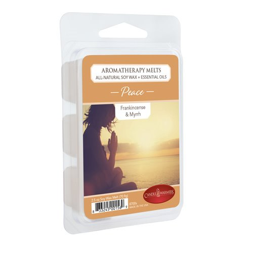 Peace Aromatherapy Wax Melts 2.5 oz by Candle Warmers Thumbnail