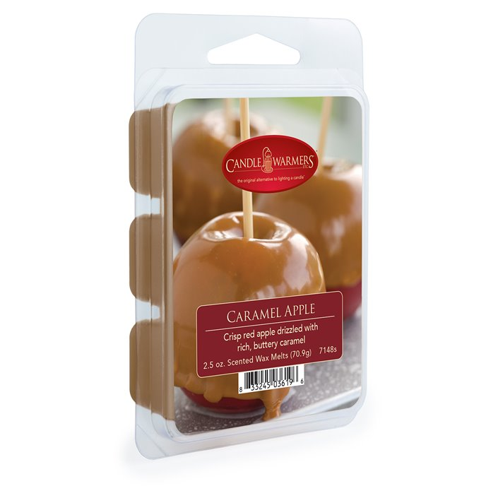 Caramel Apple Wax Melts by Candle Warmers 2.5 oz Thumbnail