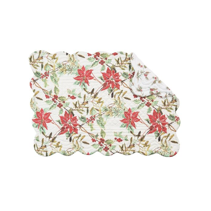Eve Rectangular Quilted Placemat Thumbnail