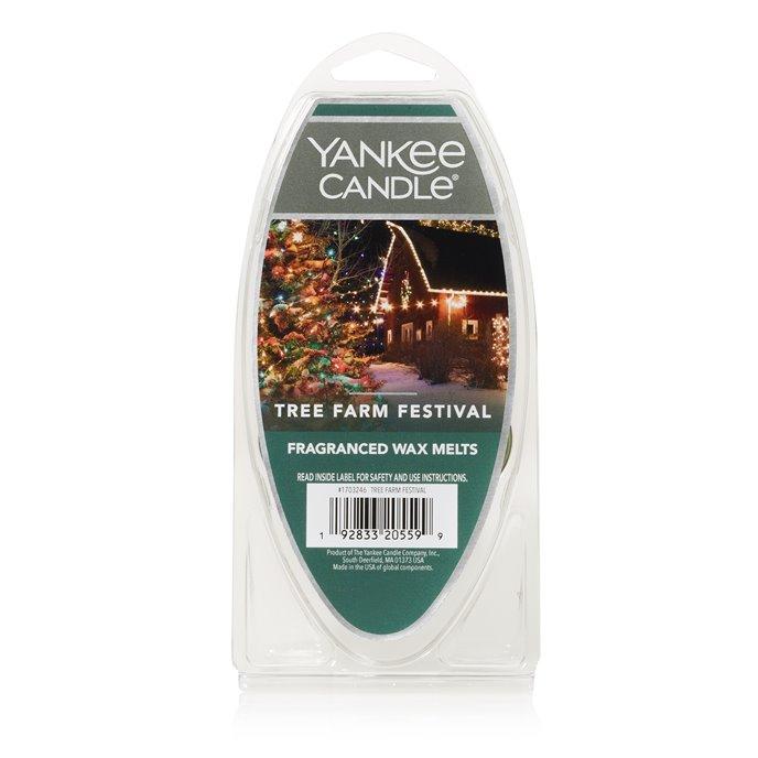 Yankee Candle Tree Farm Festival Wax Melts 6-Pack Thumbnail
