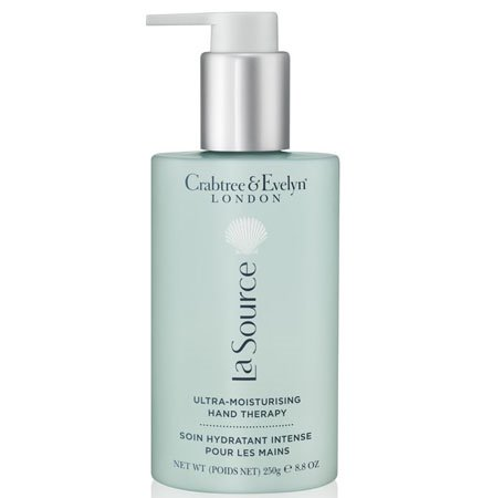 Crabtree & Evelyn La Source Hand Therapy Pump (250g, 8.8 oz) Thumbnail