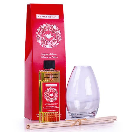 Claire Burke Applejack & Peel Fragrance Diffuser Thumbnail