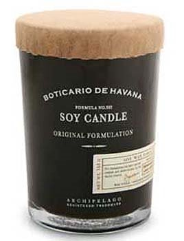 Archipelago Boticario de Havana Soy Candle Thumbnail