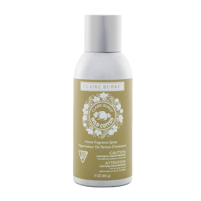 Claire Burke Wild Cotton Room Spray Thumbnail