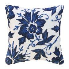 Stafford Royal Hooked Pillow Thumbnail