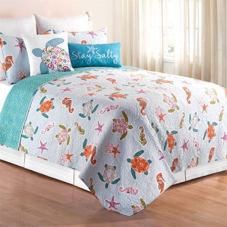 St. Kitts Twin 2 Piece Quilt Set Thumbnail