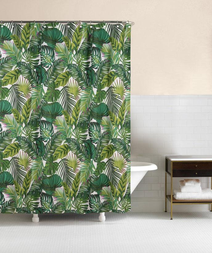 Layla Shower Curtain Thumbnail