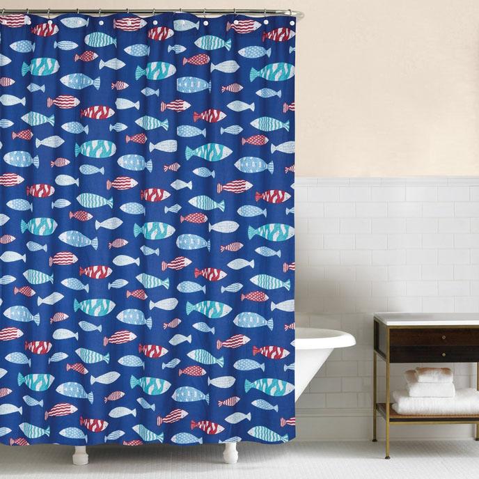 Harpswell Shower Curtain Thumbnail