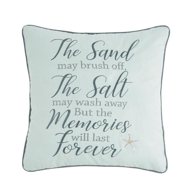Memories Forever Pillow Thumbnail