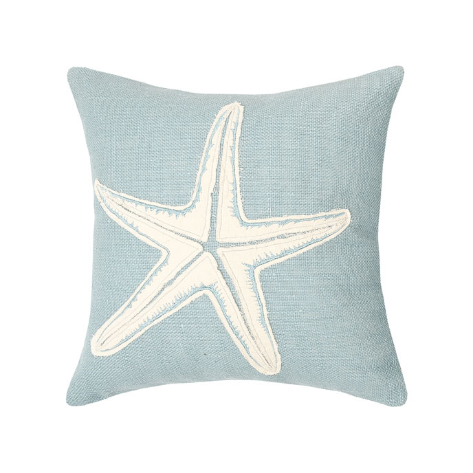 Starfish Pillow Thumbnail