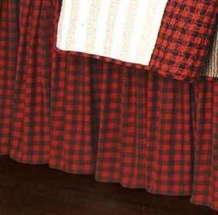 Buffalo Checks Twin Bedskirt Thumbnail