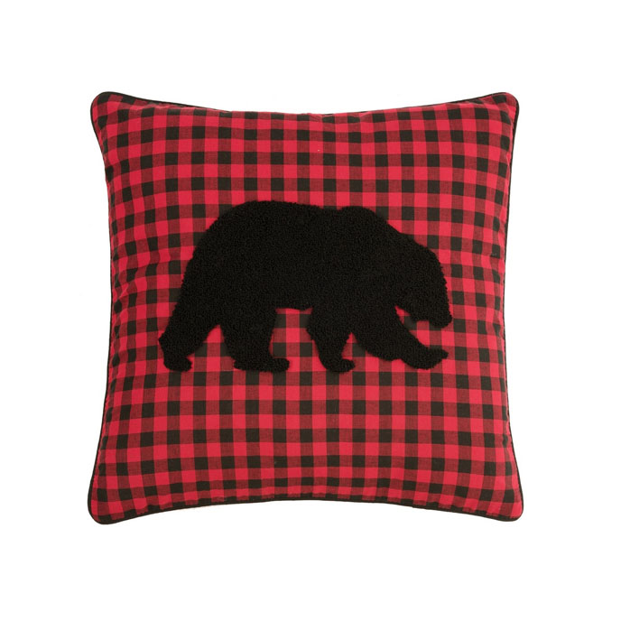 Woodford Bear Pillow Thumbnail