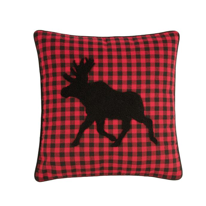Woodford Moose Pillow Thumbnail