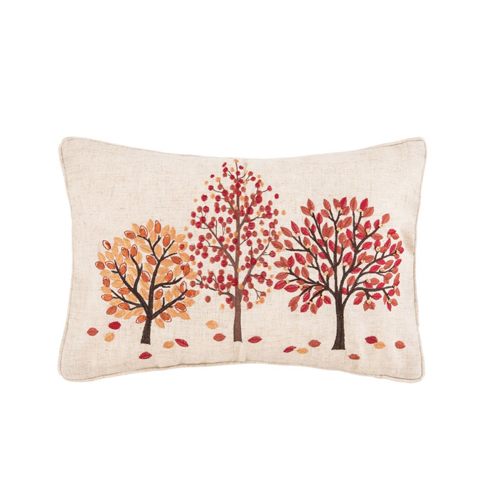 Autumn Forest Pillow Thumbnail