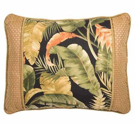 La Selva Black Breakfast Pillow Thumbnail