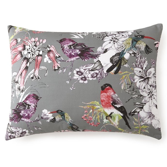Birds In Bliss Pillow Sham King Thumbnail