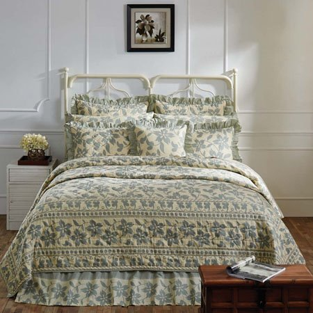 Briar Sage Luxury King Size Quilt Thumbnail