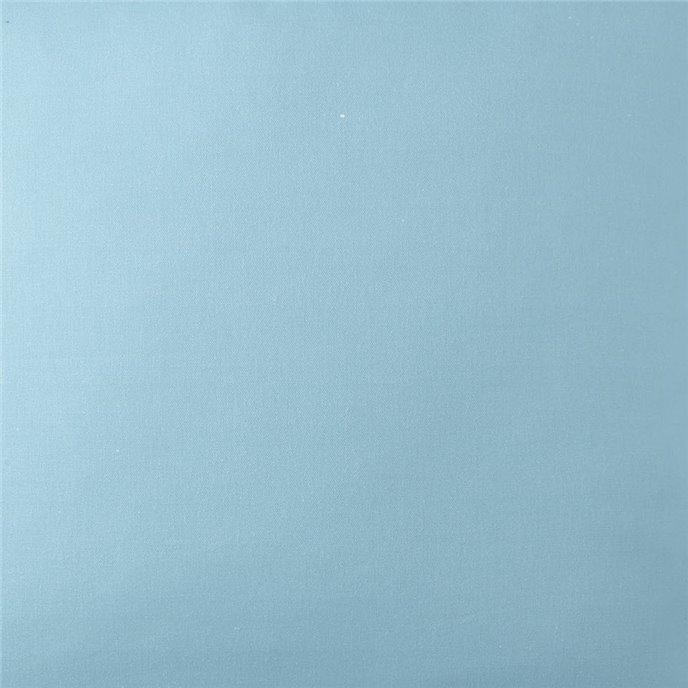Tropical Bloom Fabric Per Yard - Solid Aqua Thumbnail