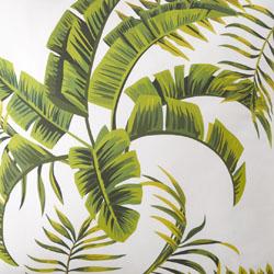 Tropic Bay - Tropic Pattern Fabric Per Yard Thumbnail