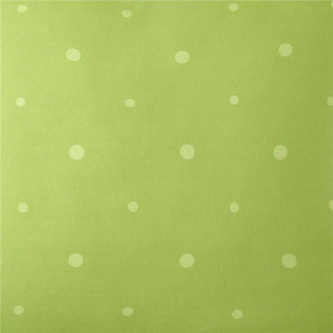 Tropic Bay Green Polka Dot Fabric Per Yard Thumbnail